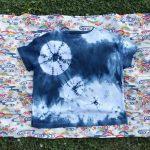 ボードネックワイドTシャツ
